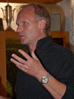 Armin Reiseck setzt sich für die Beibehaltung der bisherigen Planungen zum Atomausstieg ein.