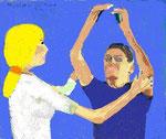 Physiotherapie Carol Meggen,  Rückenschmerzen carol petrig, Carol Petrig, Praxis für Therapie , Carol Petrig, Massage Carol Petrig Praxis,  Rückenschmerzen, Osteopathie, Stress, Ball, Therapie Carol, Bewegen gegen Schmerzen, Schmerz ade, Massage,EMR