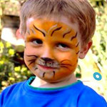 Divertimento per bambini allo zoo di magliaso