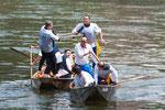 Kampf auf der Donau