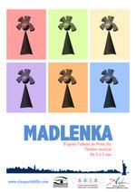 Madlenka d'après l'album de Peter Sis