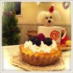 Dog'sクリスマスケーキ 500yen