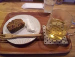 ハイビスカスのパウンドケーキ
