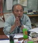 阿智原副理事長