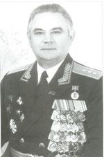 Генерал-полковник Б.П. Уткин