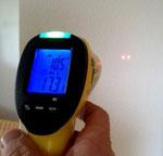 Temperaturmessung Pyrometer Strahlungsthermometer Laserthermometer Infrarotthermometer