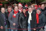Prinzentreffen auf dem Aachener Weihnachtsmarkt (Quelle: oche-alaaf.com)