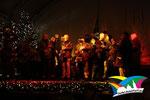 Musikzug auf dem Aachener Weihnachtsmarkt 2012