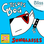 Sunglasses by Cyclops Dog single sleeve all proceeds to Bliss charity