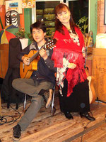 MACHAKO and Yuki Uchiyama's Kansai Tour 2009 Nov.