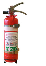 Fire Extinguisher - ABE Class - Motorsport Approved