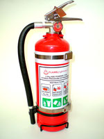 1.5 Fire Extinguisher Double Strapped - ABE Class - Motorsport Approved