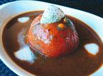 トマトとフレッシュモッツァレラのカレー 1,029円