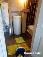Wasserschaden während des Housesittings