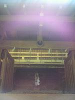 猿田神社後ろ