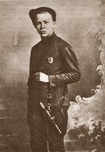 Аркадий Голиков. 1919 год