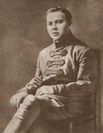 Аркадий Голиков - комбат ЧОН. 1922 год