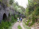 L'ancienne voie ferrée