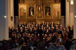 Großer Chor des Pfarrcäcilienvereins