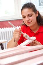 Ausbildung im Maler- und Lackiererhandwerk