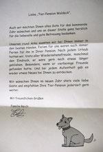 Waldek Tierservice Hundeschule Hundepension  Dresden, Großenhain, Ortrand, Bernsdorf
