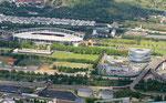 Mercedes Museum / Daimler Stadion
