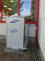 Klimaanlage Außenanschluss | www.kaelteanlagenbau.com