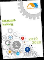Blätterkatalog Ersatzteil- und Servicekatalog 2013-2014
