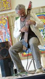 jacky mouvillat au stick chapman en 2009