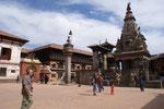 Bhaktapur Durbar Square, Vallée de Kathmandu, Népal