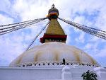 Stupa Bodnath, Kathmandu, Nepal