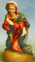 Bild Holzfigur Hl. Maria Nr. 900 handgeschnitzt