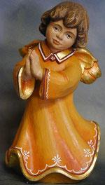 Bild Holzfigur Engel betend Nr. 356 handgeschnitzt