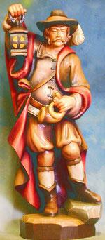 Bild Holzfigur Nachtwächter Nr. 113 handgeschnitzt