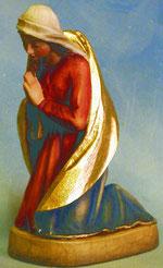 Bild Holzfigur Hl. Maria Nr. 950 handgeschnitzt