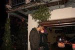 Der erste Mistel-Kuss 2014