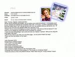 e-mail von Judy Pancoast