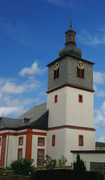 Evangelische Pfarrkirche zu Heftrich