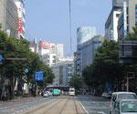 熊本市中心部