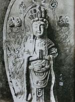 十一面観音(赤山禅院)