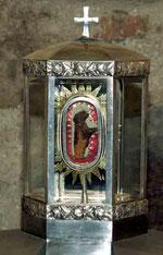 Šv. Andriejaus bobolos relikvijos