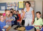 Kartoffelprojekt der 3. Klassen, Volksschule Grünbach, Schuljahr 2013/14