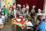 In der Weihnachtsbäckerei, Volksschule Grünbach