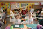 NMS Grünbach zu Besuch, Volksschule Grünbach, Schuljahr 2013/14