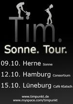 Sonne. Tour. 2010.