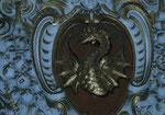 Das Wappen des Vatikan