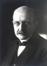 Physiker Max Planck