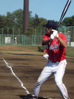 草野球チーム アロハ 鈴木