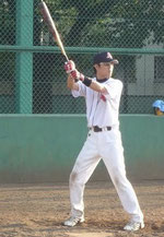 草野球チーム アロハ 入江