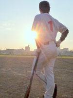 草野球チーム アロハ 副主将 西田